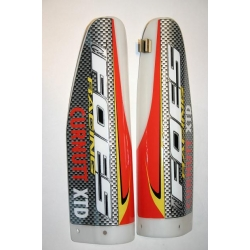 Curnutt XTD F1 Fork Guards